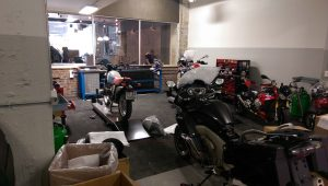 Donford Motorrad Dealership In Cape Town Transport Telematics Africa